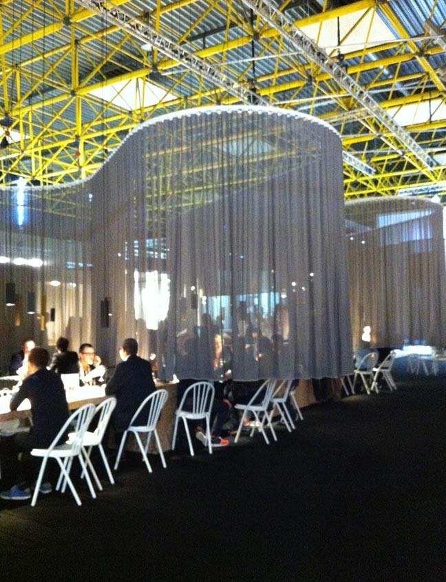 Inspiration stands Courtrai 2014